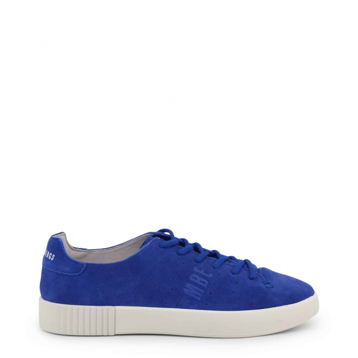 BIKKEMBERGS Cosmos 2100 Suede Blue / White 0
