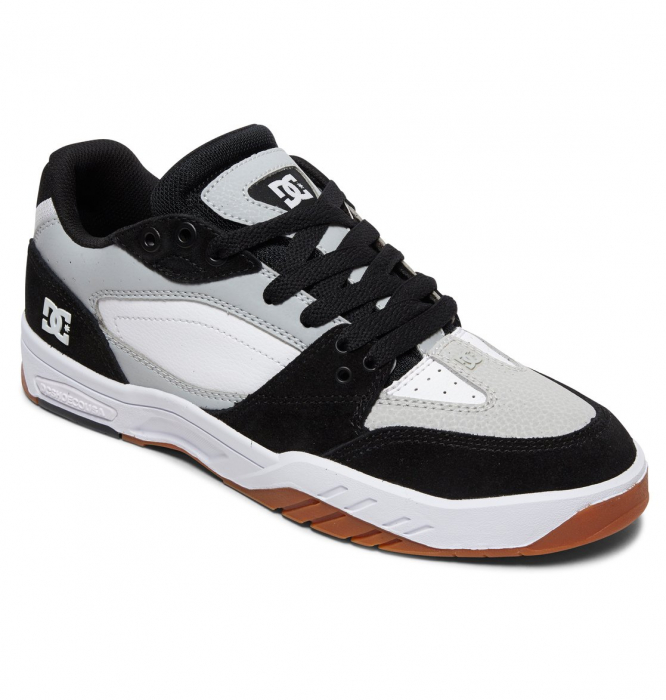 DC SHOES MASWELL GREY/BLACK/WHITE 2