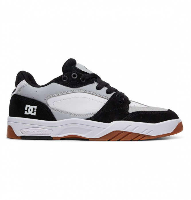 DC SHOES MASWELL GREY/BLACK/WHITE 0
