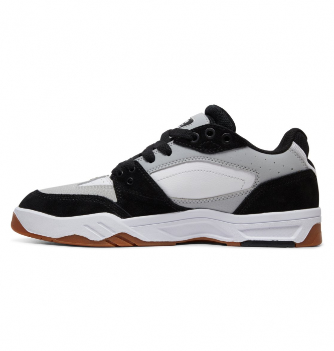 DC SHOES MASWELL GREY/BLACK/WHITE 1