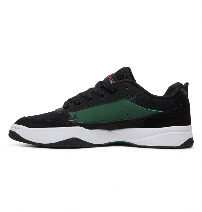 DC SHOES PENZA BLACK/RED/GREEN 1