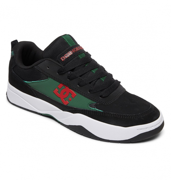 DC SHOES PENZA BLACK/RED/GREEN 2