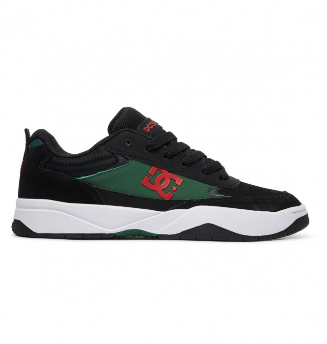 DC SHOES PENZA BLACK/RED/GREEN 0