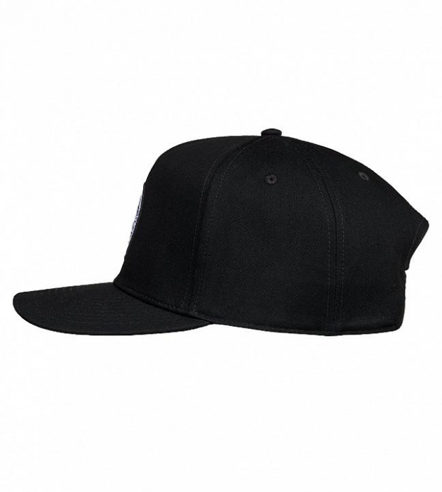 DC SHOES REYNOTTS CAP 2 BLACK 2