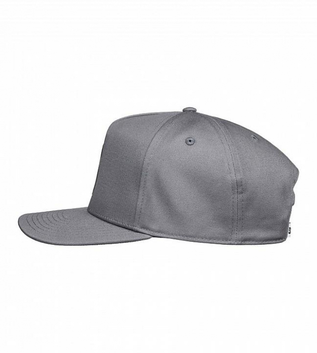 DC SHOES REYNOTTS CAP 2 GREY 1