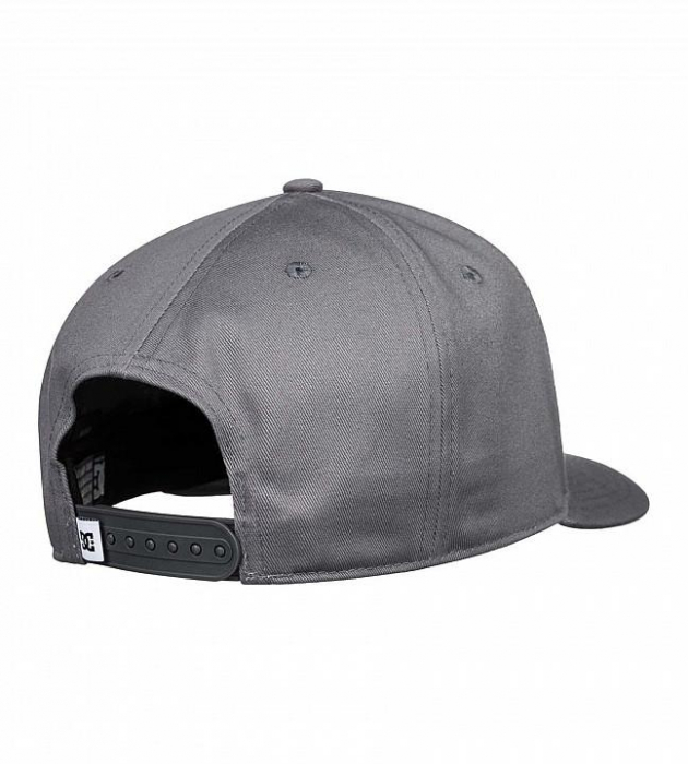 DC SHOES REYNOTTS CAP 2 GREY 2
