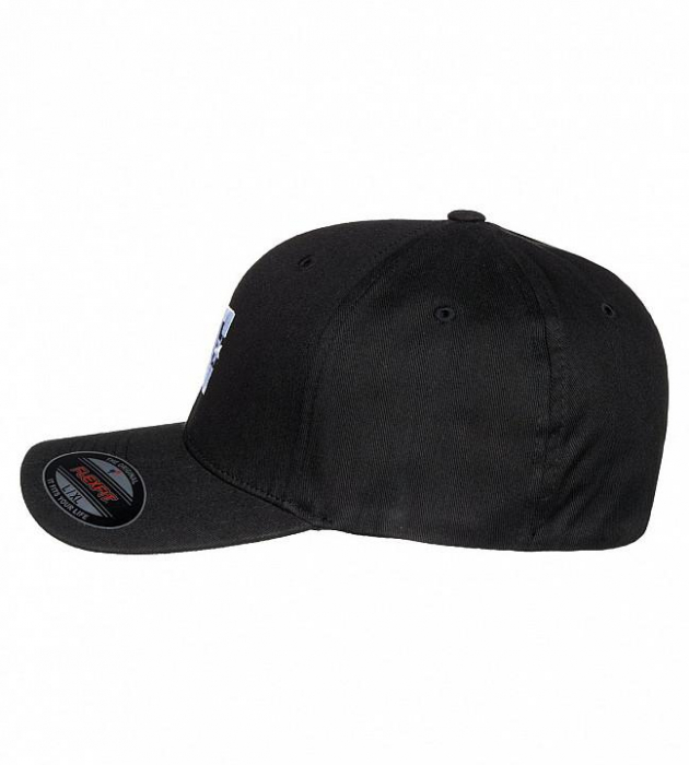 DC SHOES STAR CAP 2 BLACK 2