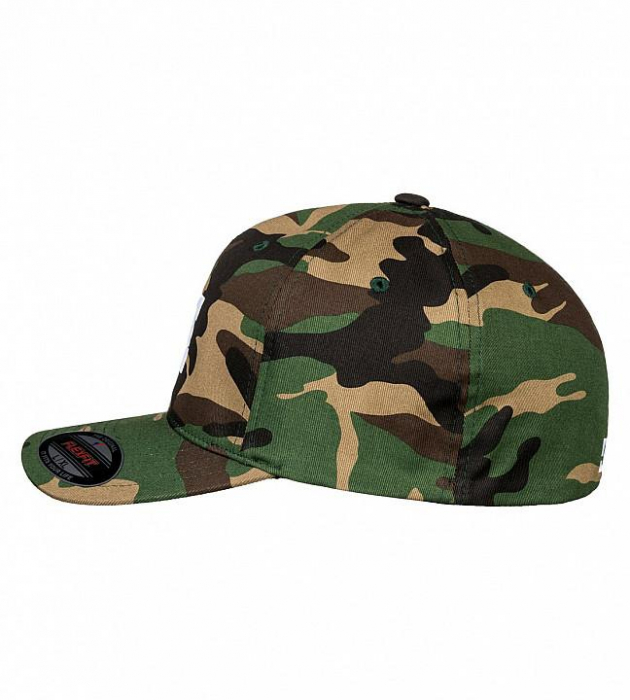 DC SHOES STAR CAP 2 CAMOUFLAGE 1