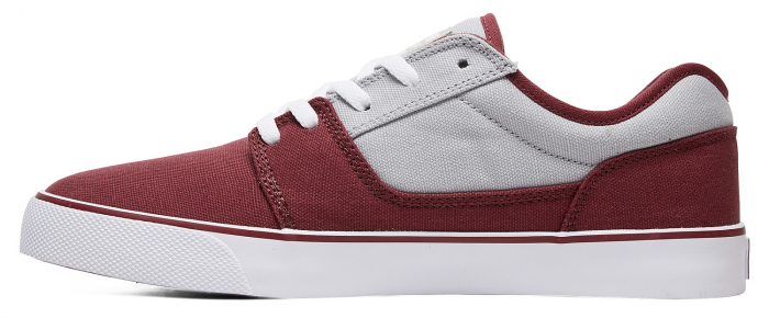 DC SHOES TONIK TX DARK RED 1