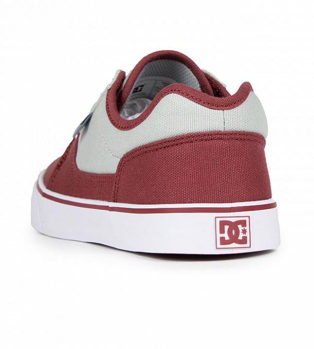 DC SHOES TONIK TX DARK RED 4
