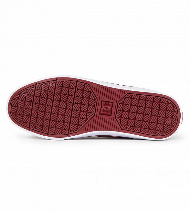 DC SHOES TONIK TX DARK RED 3