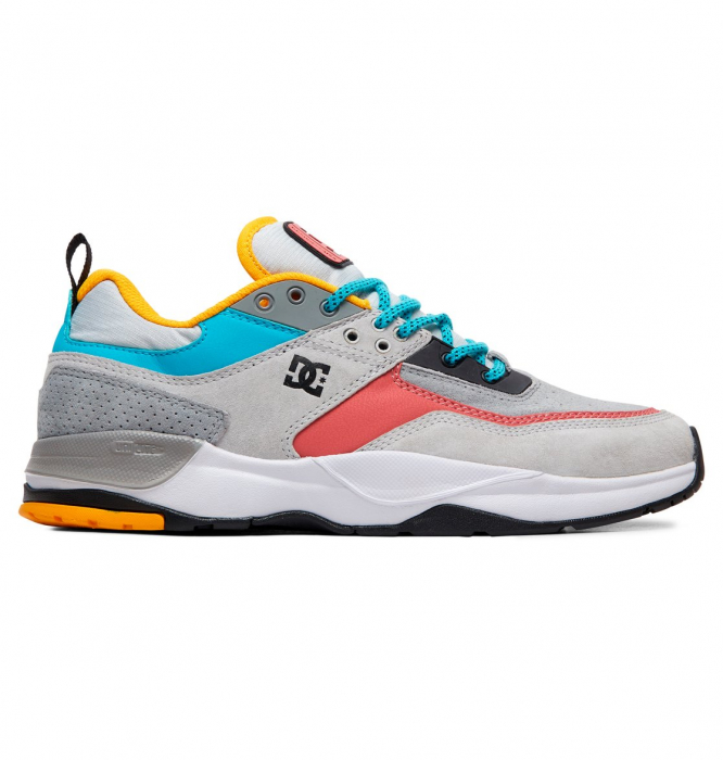 DC SHOES E. TRIBEKA SE GREY/GREY/BLUE 0