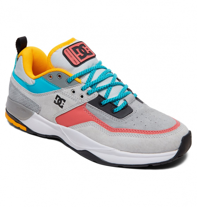 DC SHOES E. TRIBEKA SE GREY/GREY/BLUE 2