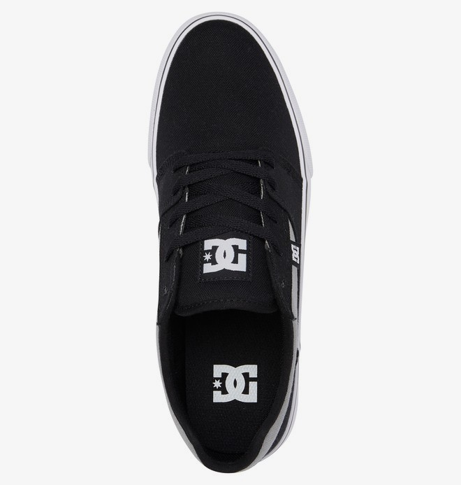 DC SHOES TONIK TX BLACK/GREY/WHITE 3