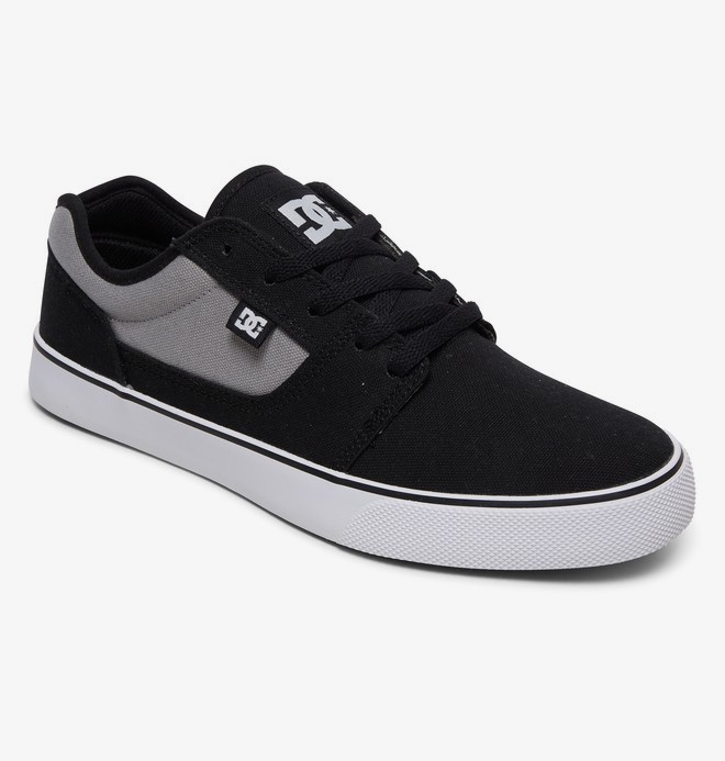 DC SHOES TONIK TX BLACK/GREY/WHITE 2