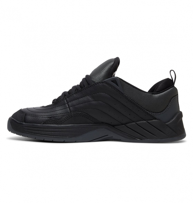 DC SHOES WILLIAMS SLIM BLACK/DK GREY/ATHLETIC RED 1