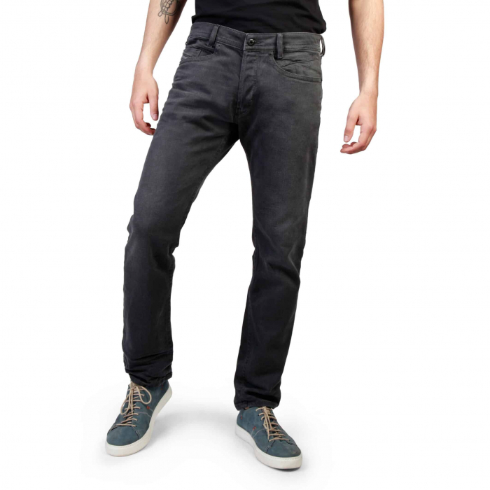 DIESEL Akee Jeans Black / Dark Grey Medium Treated 0