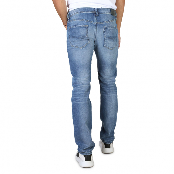 DIESEL Buster Jeans Light Blue / Distressed Treated 1