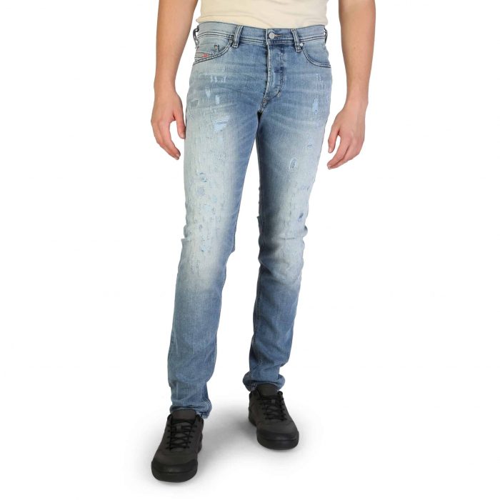 DIESEL Tepphar Jeans Light Blue / Distressed Treated 0