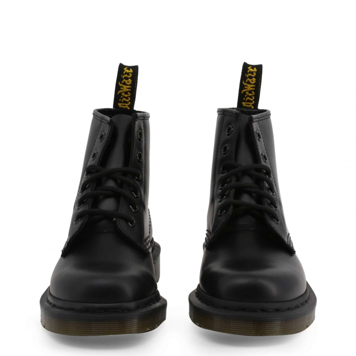 DR. MARTENS 101 Smooth Black 2