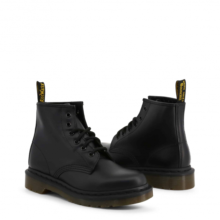 DR. MARTENS 101 Smooth Black 1