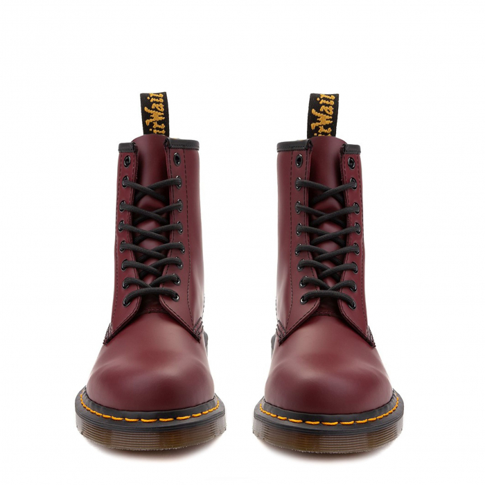 DR. MARTENS 1460 Smooth Cherry Red 2