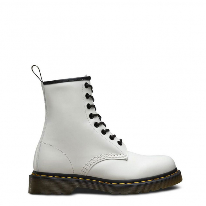 DR. MARTENS 1460 Smooth White 0