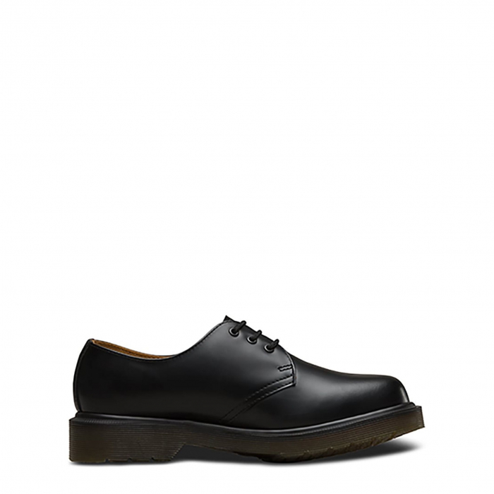 DR MARTENS 1461 Plain Welt Smooth Black 0