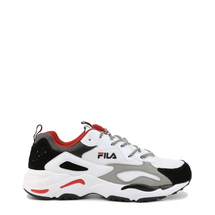 FILA Ray Tracer Grey / Red 0