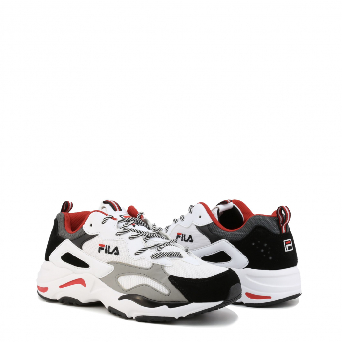 FILA Ray Tracer Grey / Red 1