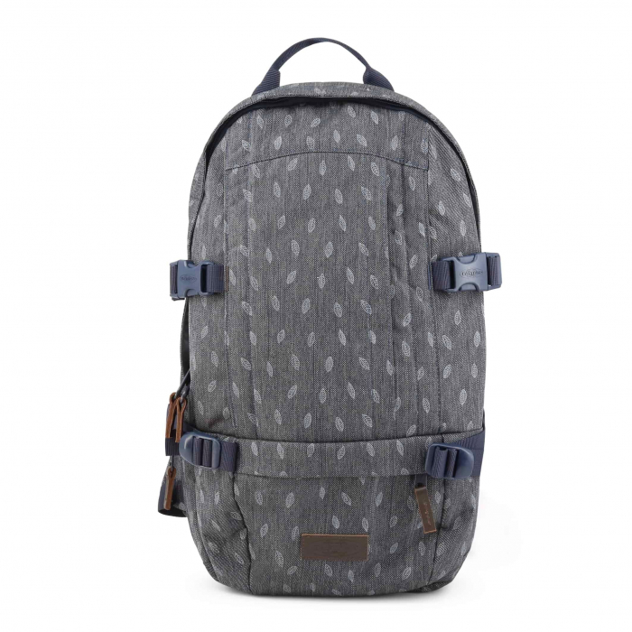 EASTPAK Floid Backpack Small Pattern / Grey 0