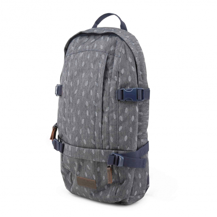 EASTPAK Floid Backpack Small Pattern / Grey 1