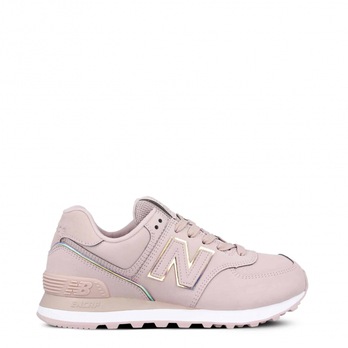 NEW BALANCE WL574CLH Pink 0