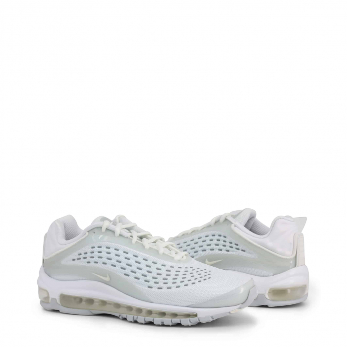 NIKE Air Max Deluxe White / Grey 1