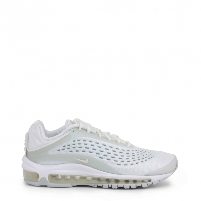 NIKE Air Max Deluxe White / Grey 0