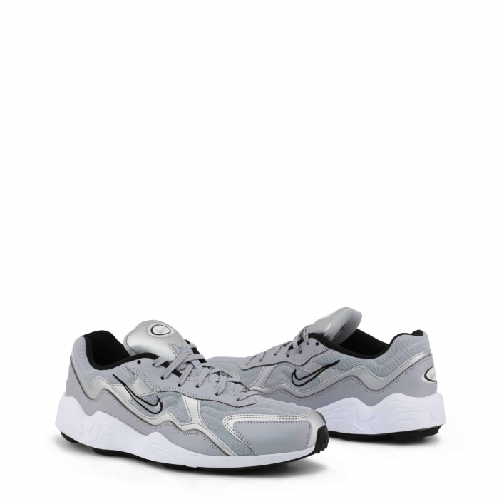 NIKE Air Zoom Alpha Wolf Grey / Wolf Grey-Metallic Silver 1