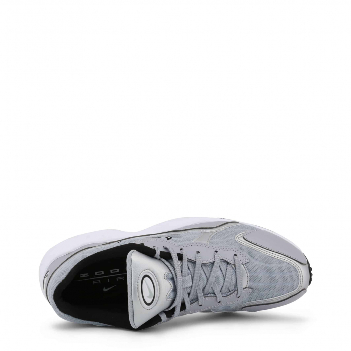 NIKE Air Zoom Alpha Wolf Grey / Wolf Grey-Metallic Silver 2