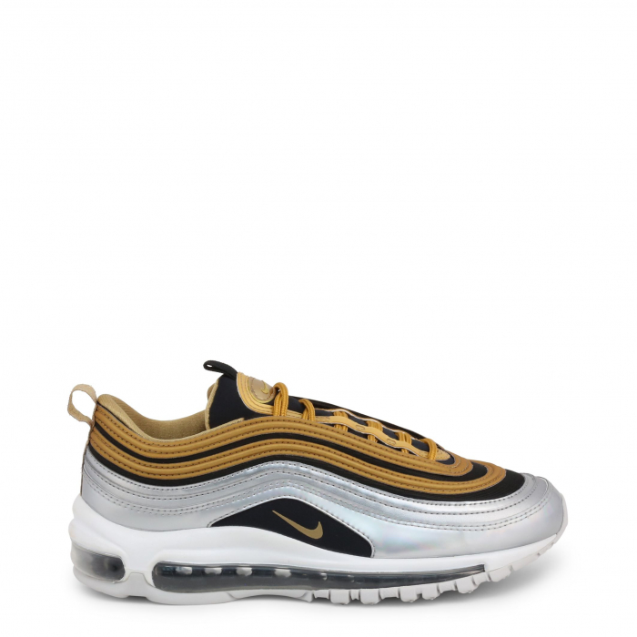 NIKE W Air Max 97 Metallic Gold / Metallic Silver / Black / White 0