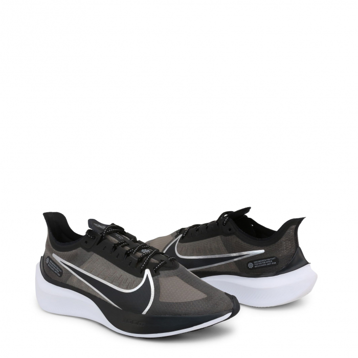 NIKE Zoom Gravity Black / Metallic Silver 1