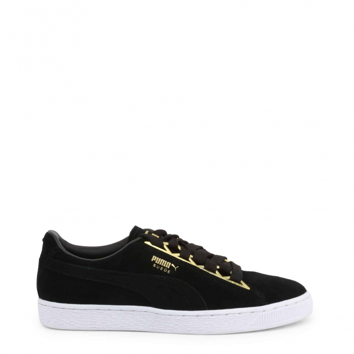PUMA Suede Jewel 366725 Black 0