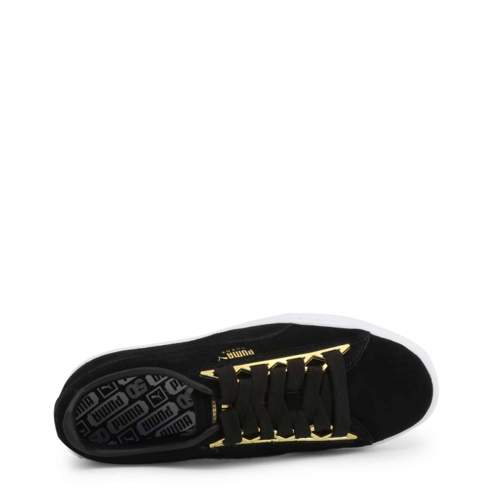 PUMA Suede Jewel 366725 Black 2