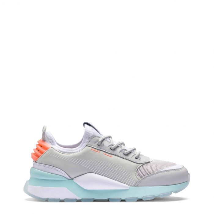 PUMA Tracks 369362 Grey / Blue / Orange 0