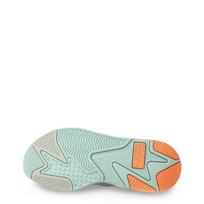 PUMA Tracks 369362 Grey / Blue / Orange 2