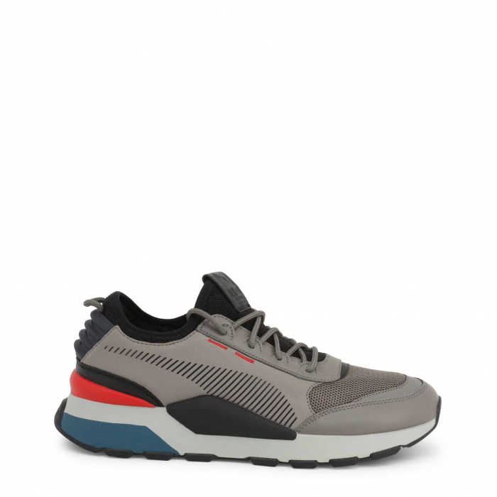 PUMA Tracks 369362 Grey / Red / Blue 0