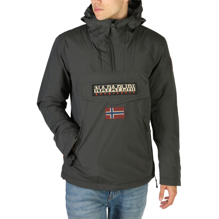 NAPAPIJRI Rainforest Jacket Grey 0