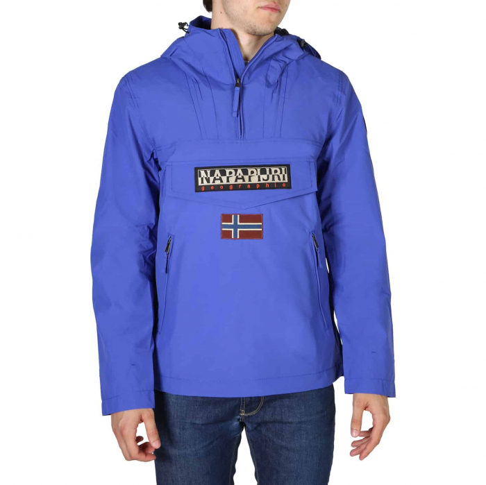 NAPAPIJRI Rainforest Jacket Violet 0