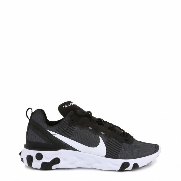NIKE W React Element 55 Black / White 0