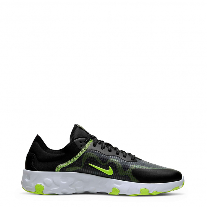 NIKE Renew Lucent Black / Neon Green 0