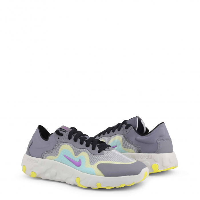 NIKE Renew Lucent Grey / Multicolor 1