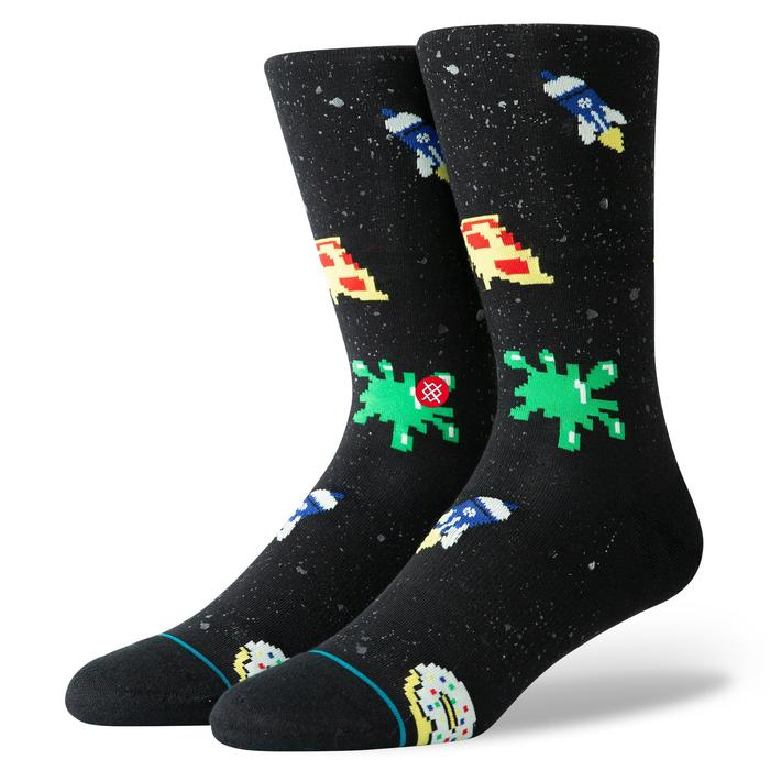 STANCE Space Food Black 0